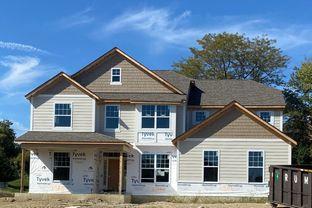 Ainsley II - Hudson Hills: Mason, Ohio - M/I Homes