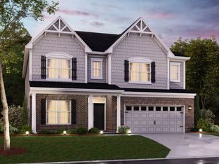 Glendale Slab - Sonora: Brownsburg, Indiana - M/I Homes