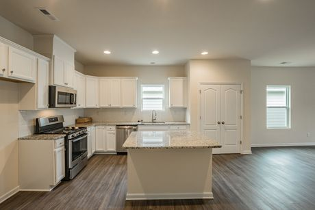 Kitchen-in-Roosevelt-at-Heritage At Neel Ranch-in-Mooresville
