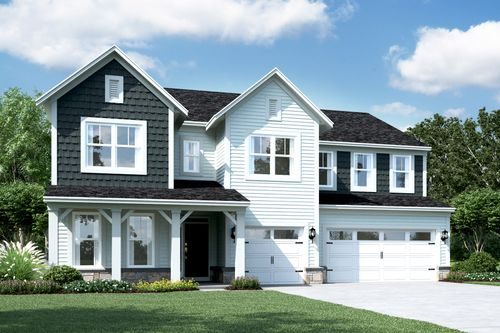Ainsley II Basement-Design-at-The Estates at Harrison Crossing-in-Greenwood