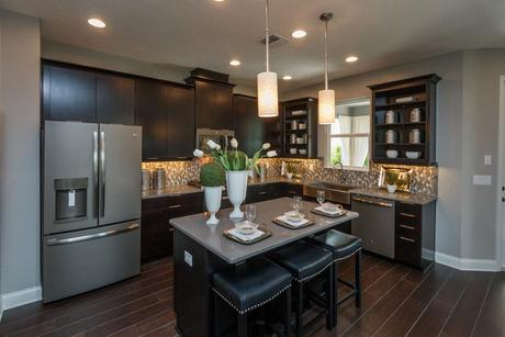 Kitchen-in-Emerson-at-Summerlake-in-Winter Garden