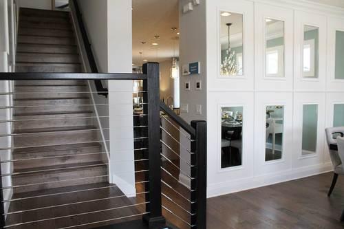 Stairway-in-Dorchester-at-Heritage at Plant Street-in-Winter Garden