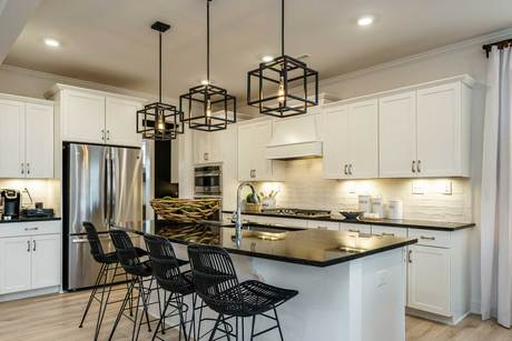 Kitchen-in-Beech-at-Legacy at Jordan Lake - Legacy Village-in-Chapel Hill