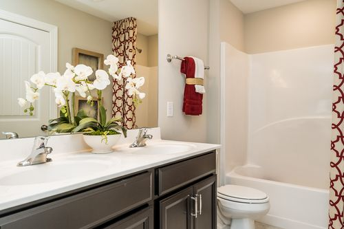Bathroom-in-Belmont-at-Andrews Chapel - Single Family-in-Durham