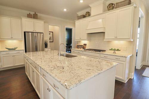Kitchen-in-Harrison  III-at-12 Oaks-in-Holly Springs