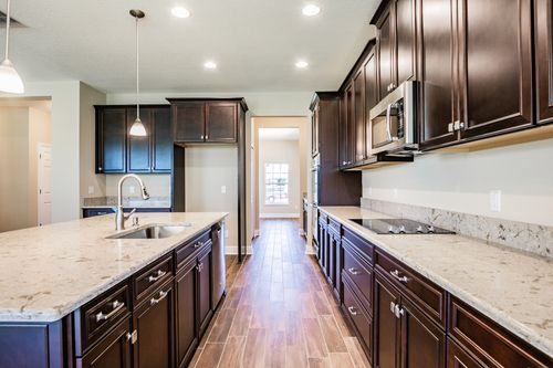 Kitchen-in-Biltmore-at-The Reserve at Long Lake Ranch-in-Lutz