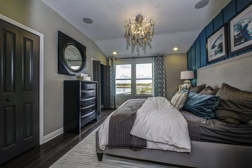 Bedroom-in-Andover II-at-Long Lake Ranch-in-Lutz