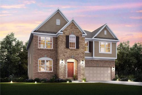 Sorrel Classic-Design-at-The Trails Of Saddle Creek-in-Washington Township