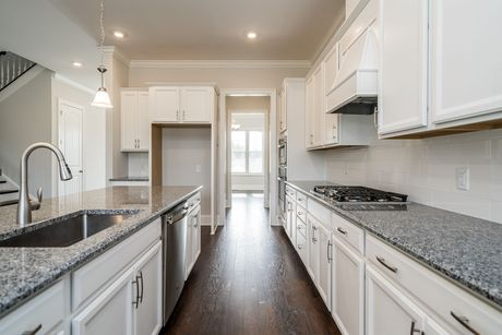 Kitchen-in-Langley-at-Woodcreek-in-Apex