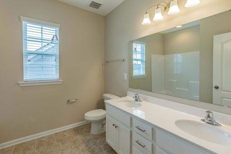 Bathroom-in-Blythe-at-MillBridge-in-Waxhaw