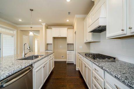 Kitchen-in-Villa Benton II-at-Legacy at Jordan Lake - Legacy Village-in-Chapel Hill