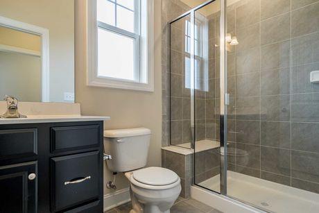 Bathroom-in-Villa Benton II-at-Legacy at Jordan Lake-in-Chapel Hill