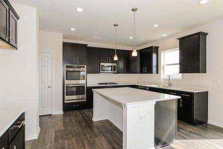 Kitchen-in-Baldwin-at-Lakewood Prairie-in-Joliet