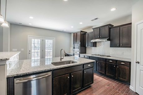 Kitchen-in-Preston-at-Kimbrell Crossing-in-Fort Mill
