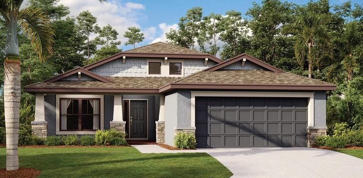 Rosewood F Elevation