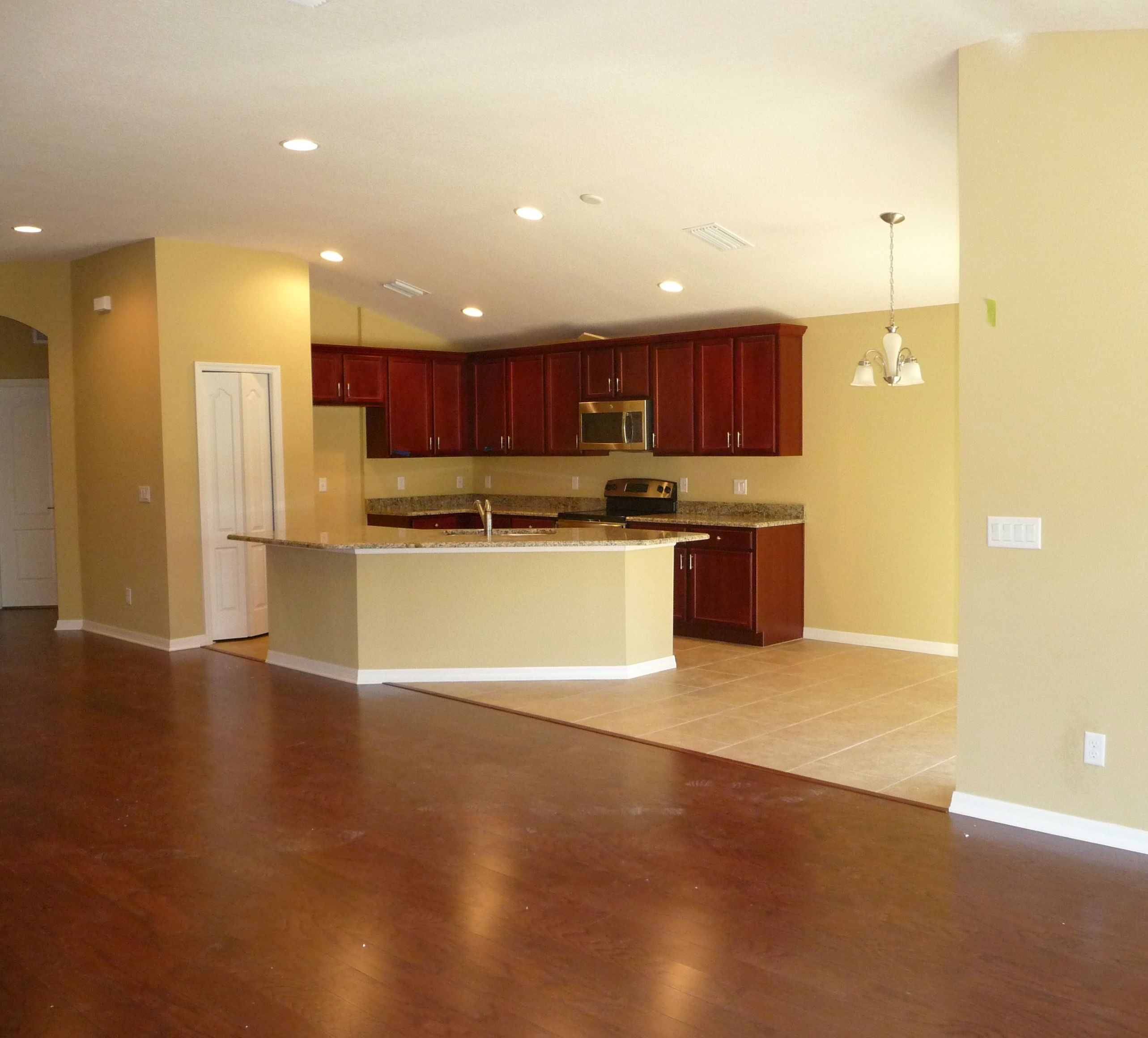 Kitchen featured in the Oakwood By Mobley Homes in Tampa-St. Petersburg, FL