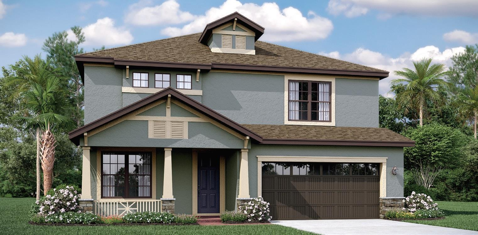 'Carrollwood Landings' by Mobley Homes in Tampa-St. Petersburg