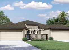 Capri Del Lago - Villas Del Lago: Lutz, Florida - Mobley Homes