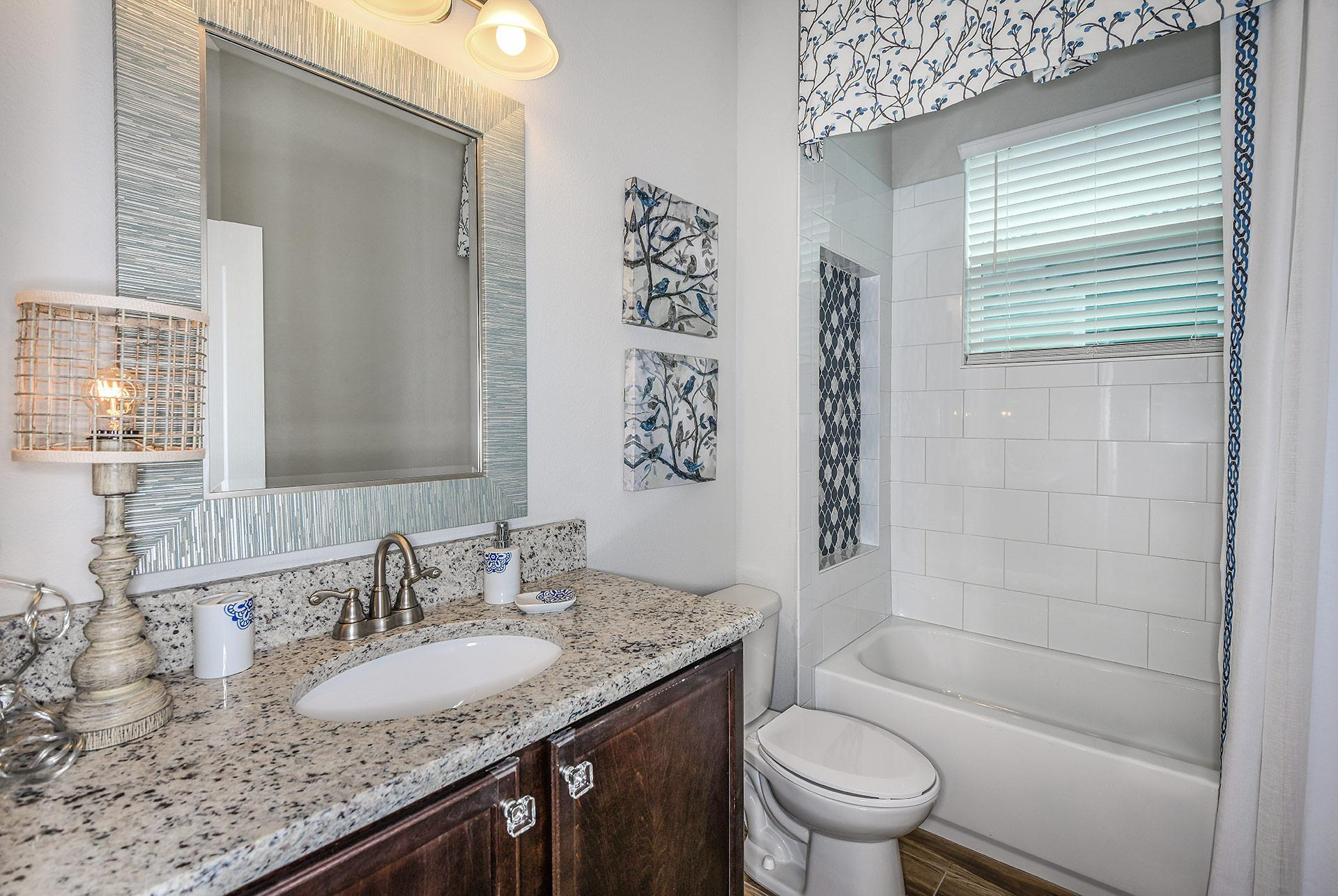 Bathroom featured in the Capri Del Lago By Mobley Homes in Tampa-St. Petersburg, FL