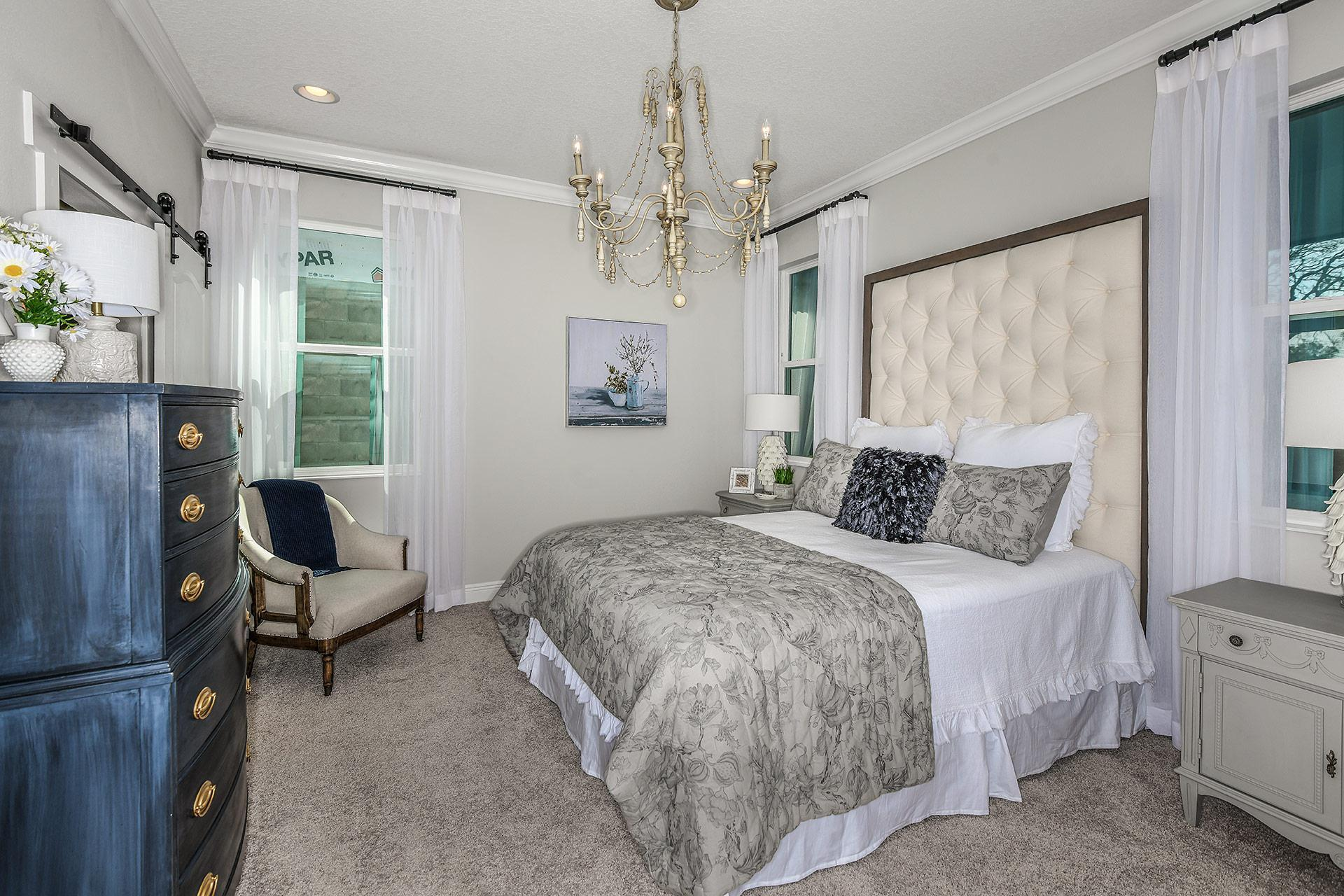 Bedroom featured in the Capri Del Lago By Mobley Homes in Tampa-St. Petersburg, FL