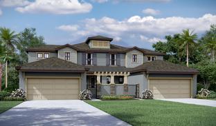 Vienna Del Lago - Villas Del Lago: Lutz, Florida - Mobley Homes