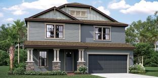 Teakwood - Carrollwood Landings: Tampa, Florida - Mobley Homes