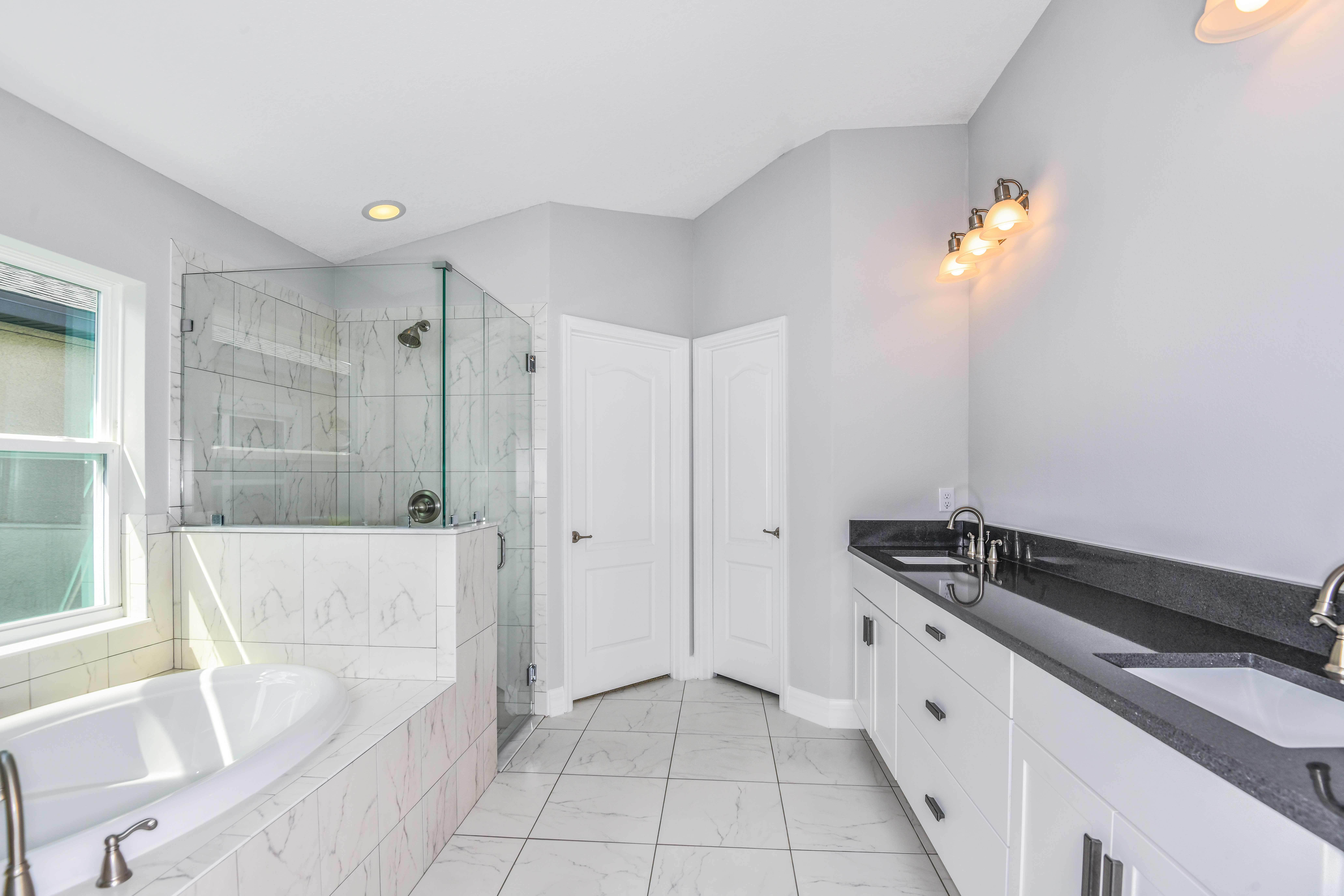 Bathroom featured in the Oakwood By Mobley Homes in Tampa-St. Petersburg, FL