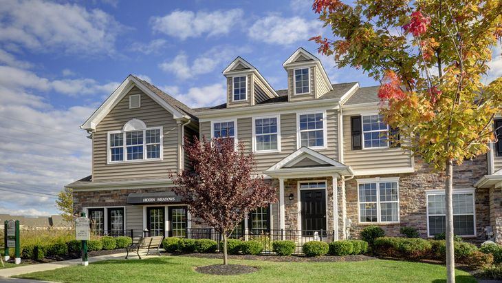 Hidden Meadows In Allentown Pa New Homes Floor Plans By Sal