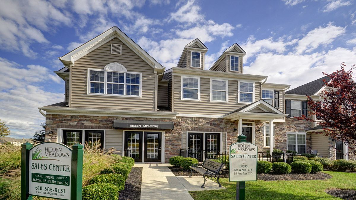 Hidden Meadows In Allentown Pa By Sal Lapio Homes