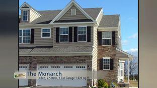 Monarch - Hidden Meadows: Allentown, Pennsylvania - Sal Lapio Homes
