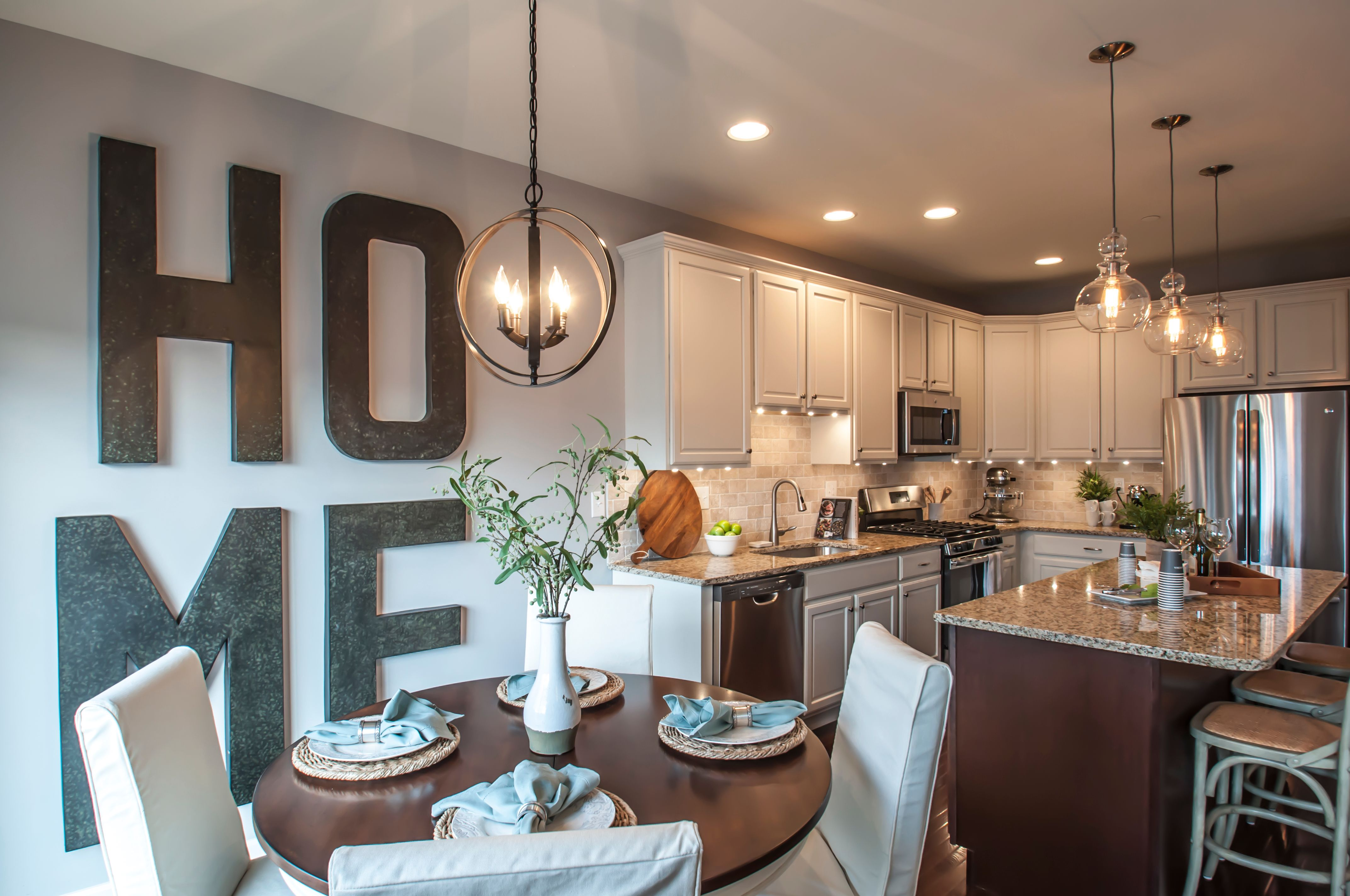 Kitchen featured in the Stargrass By Sal Lapio Homes in Allentown-Bethlehem, PA