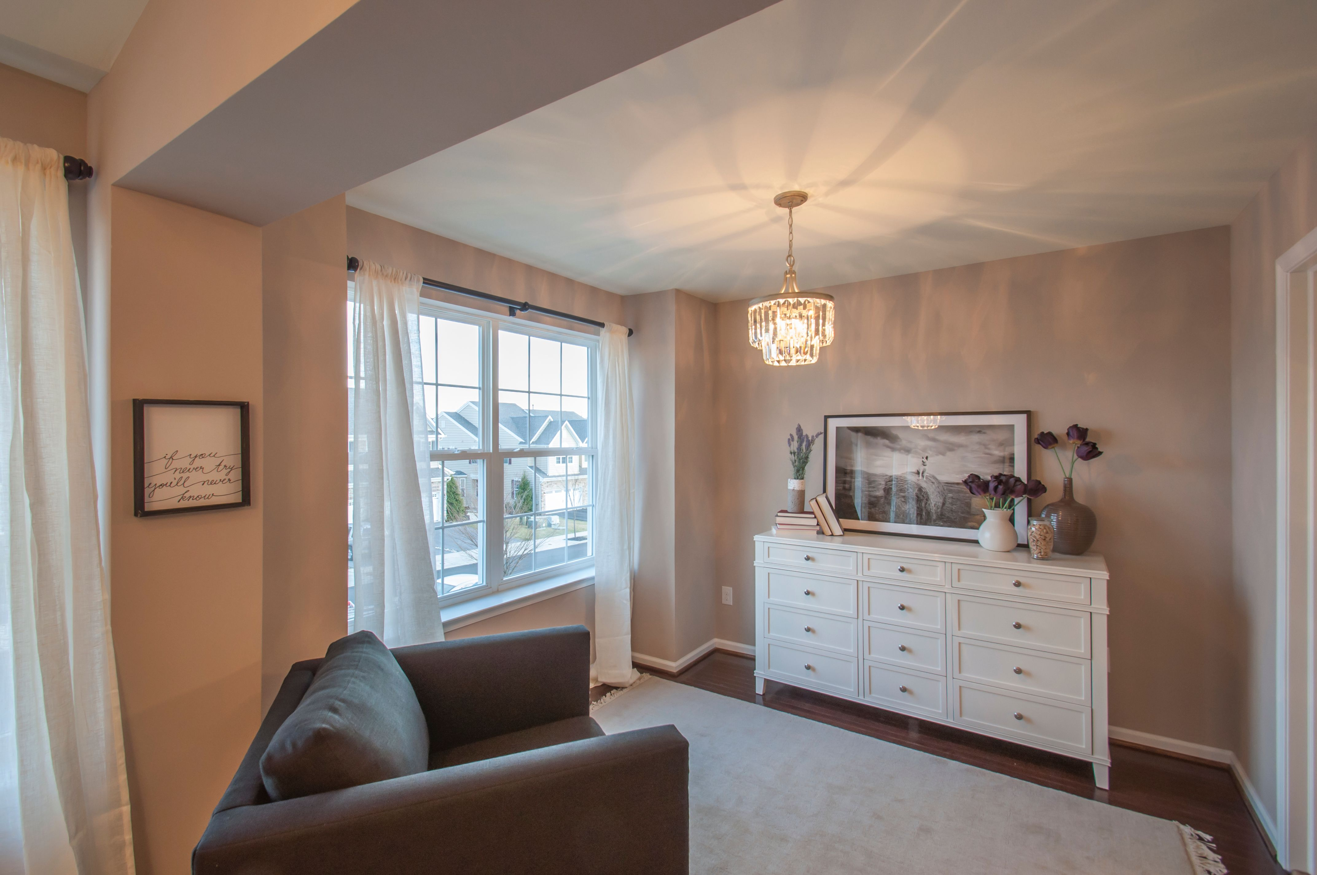 Living Area featured in the Stargrass By Sal Lapio Homes in Allentown-Bethlehem, PA