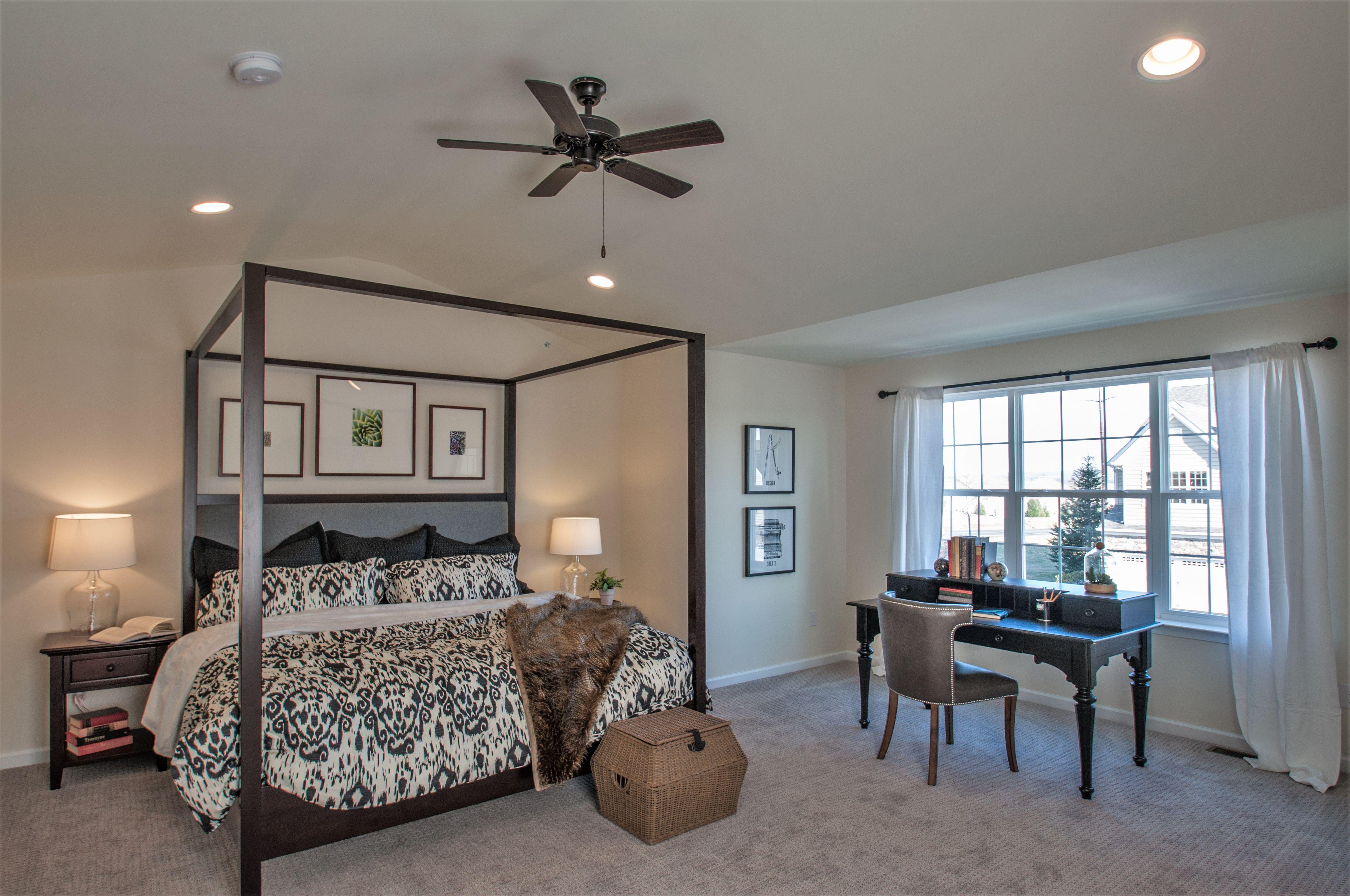 Bedroom featured in the Primrose By Sal Lapio Homes in Allentown-Bethlehem, PA