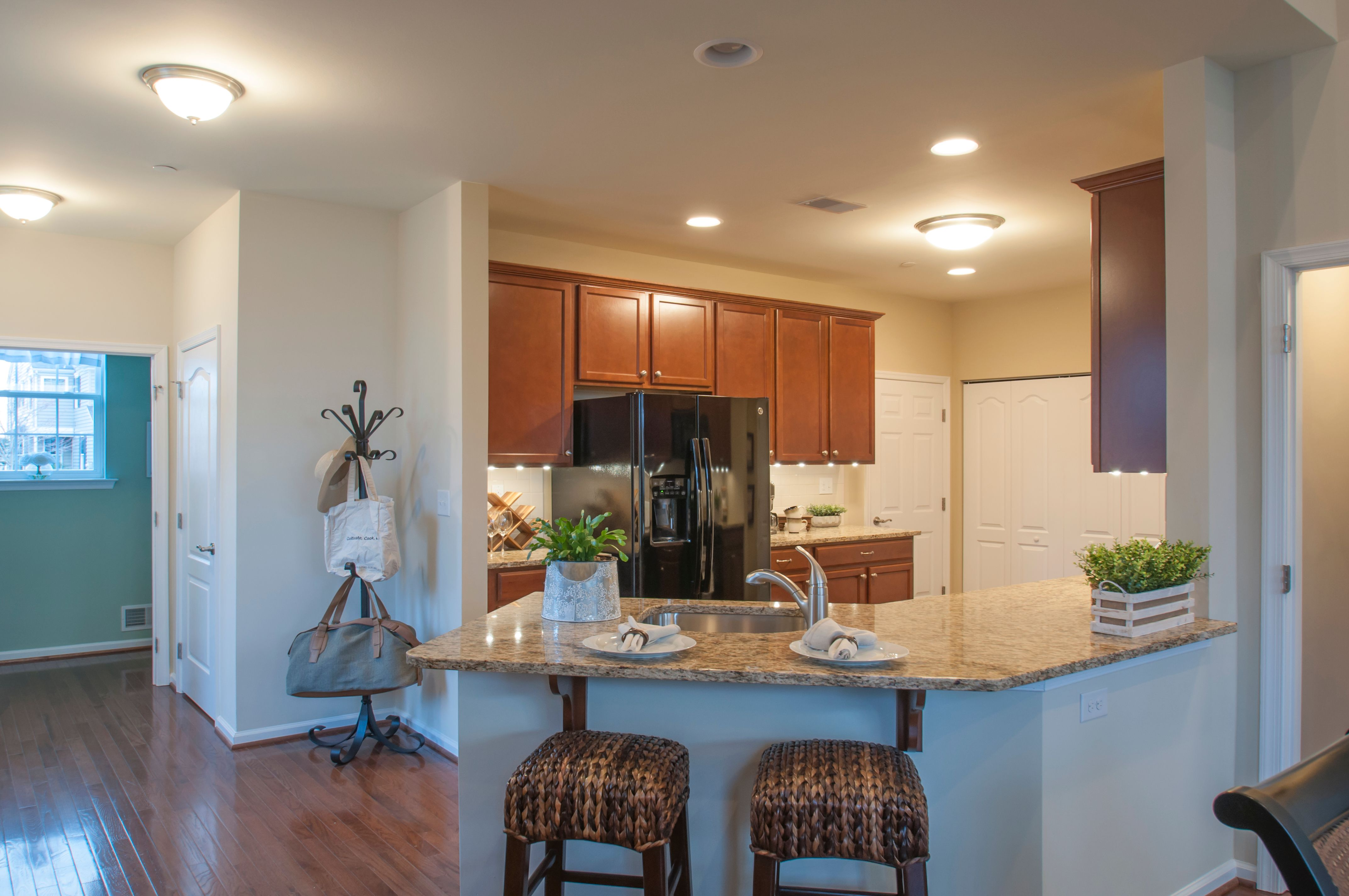 Kitchen featured in the Monarch By Sal Lapio Homes in Allentown-Bethlehem, PA