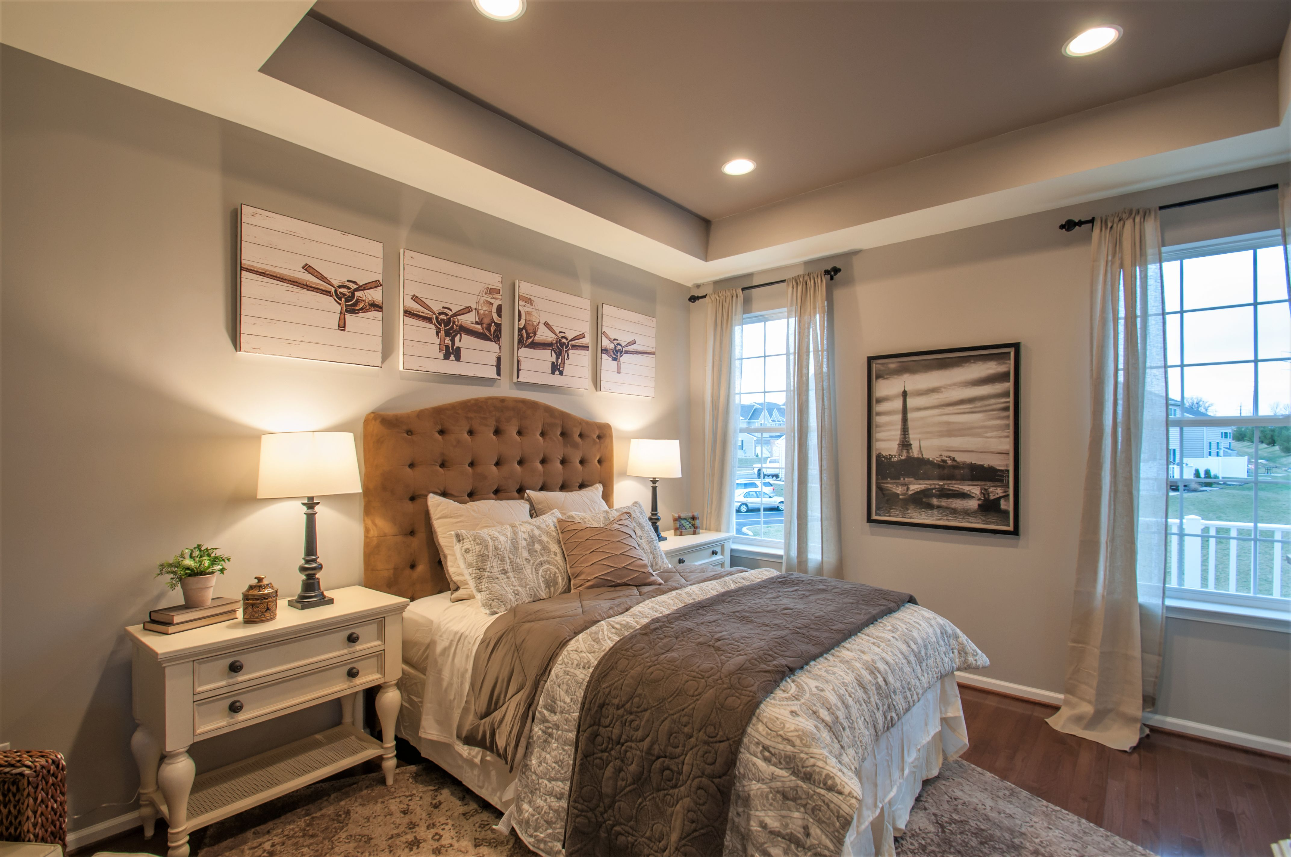 Bedroom featured in the Monarch By Sal Lapio Homes in Allentown-Bethlehem, PA