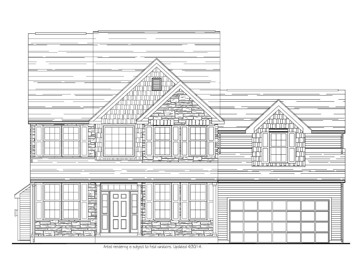 Exterior featured in the Newhaven-On Your Land-Lot By Sal Lapio Homes in Philadelphia, PA