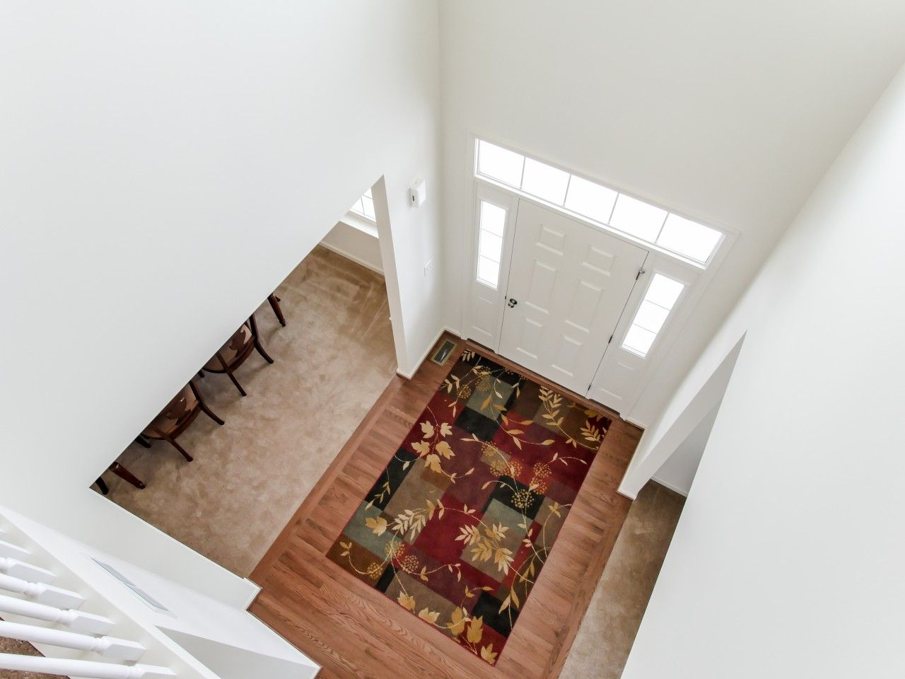 Living Area featured in the Newhaven-On Your Land-Lot By Sal Lapio Homes in Philadelphia, PA