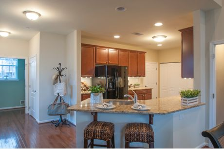 Kitchen-in-Monarch-at-Hidden Meadows-in-Allentown