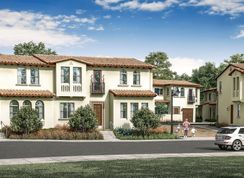 Plan C - Las Colinas: Walnut, California - Madrid Builders