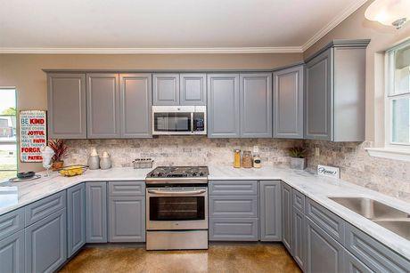 Kitchen-in-The Magnolia-at-Magnolia Springs-in-Saint Gabriel
