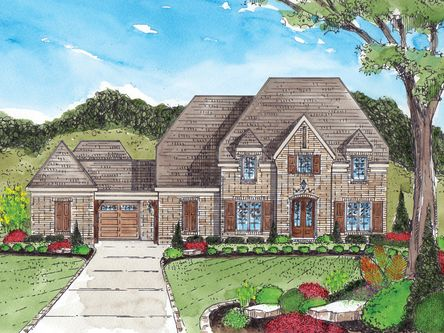 Saunders Creek By Magnolia Homes Inc In Memphis Tennessee