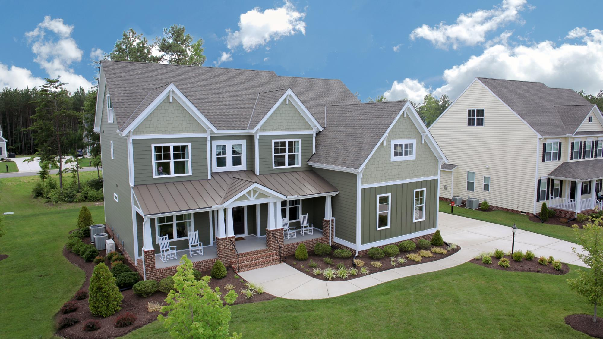 'Westerleigh' by Main Street Homes in Richmond-Petersburg