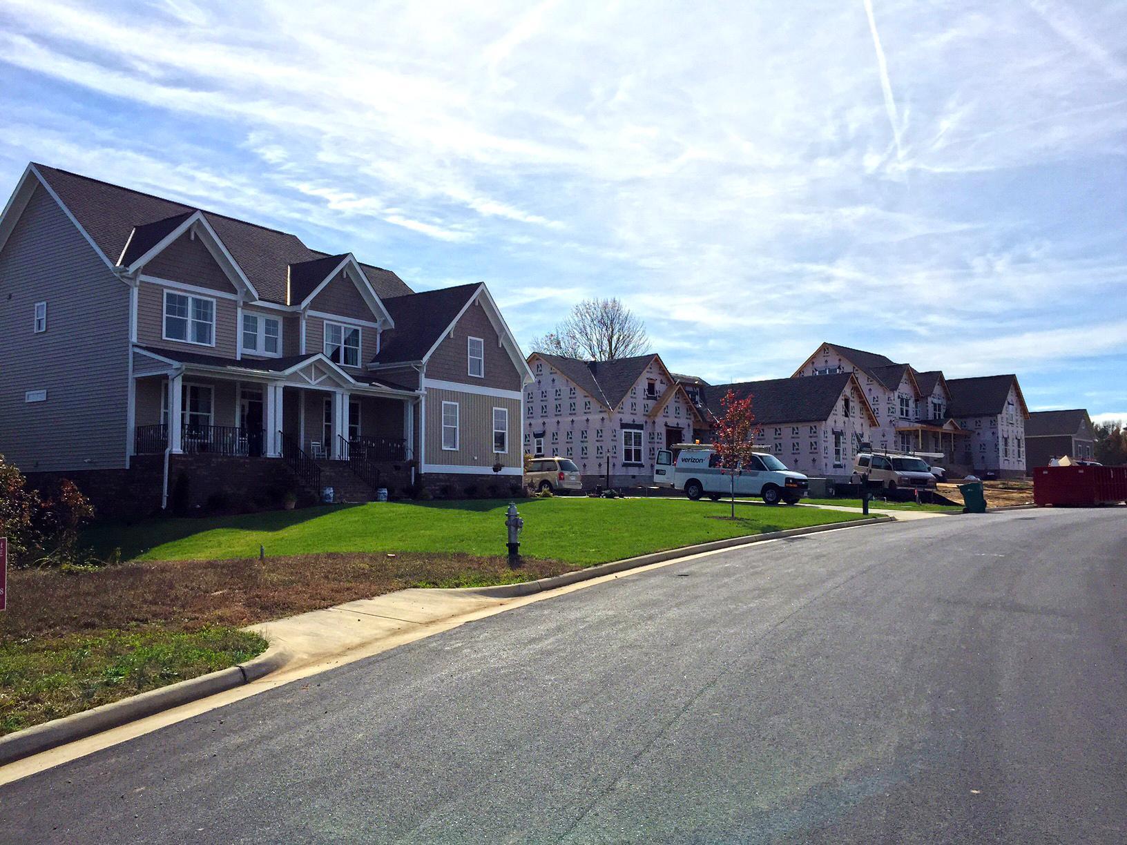'Foxfield' by Main Street Homes in Richmond-Petersburg