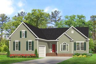 Treyburn II - Aston: Powhatan, Virginia - Main Street Homes