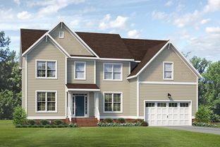 Lancaster - Bishops Park: Mechanicsville, Virginia - Main Street Homes