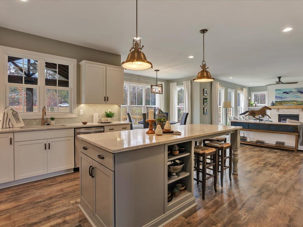 Kitchen featured in the Waverly II By Main Street Homes in Richmond-Petersburg, VA