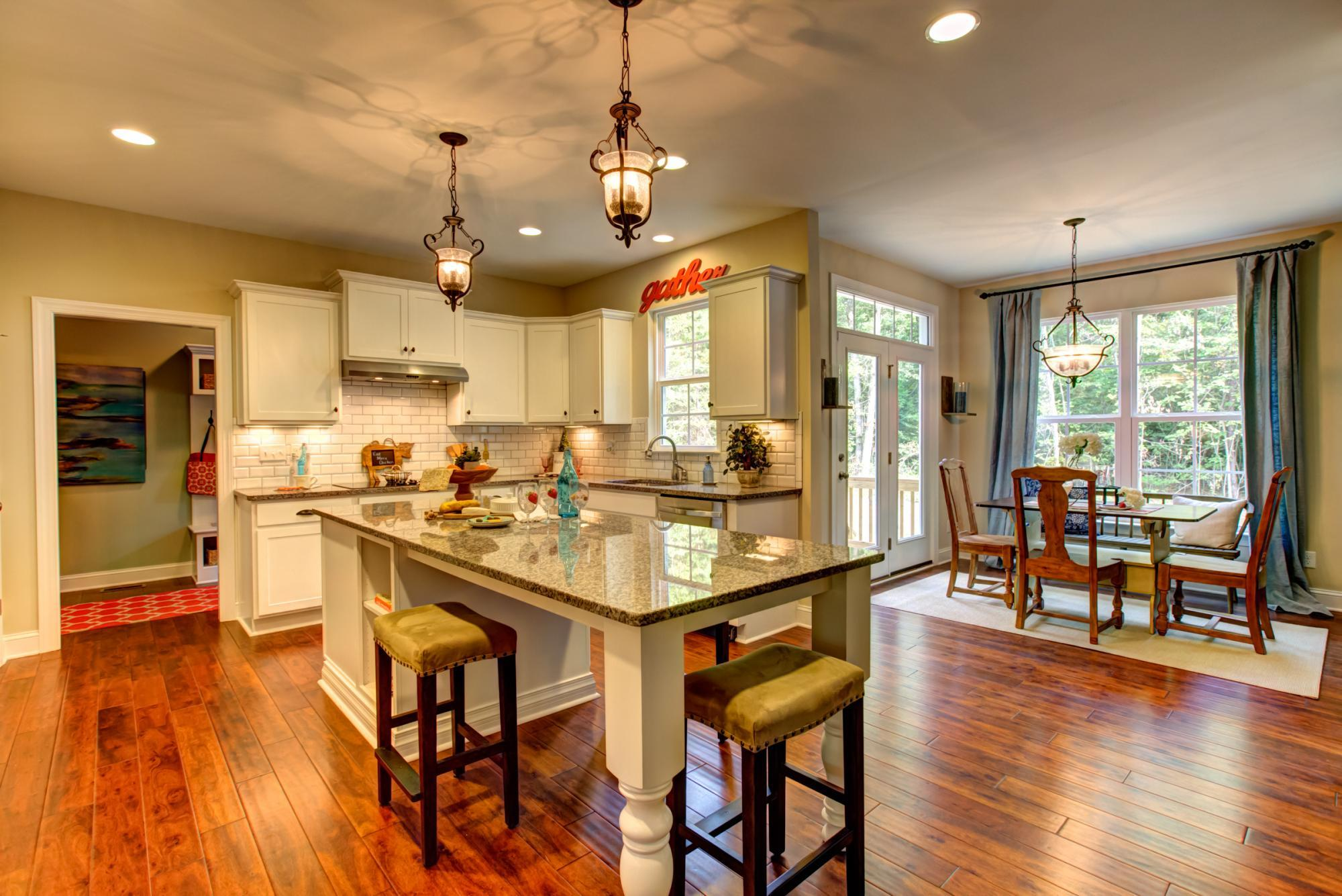 Kitchen featured in the Brookshire By Main Street Homes in Richmond-Petersburg, VA