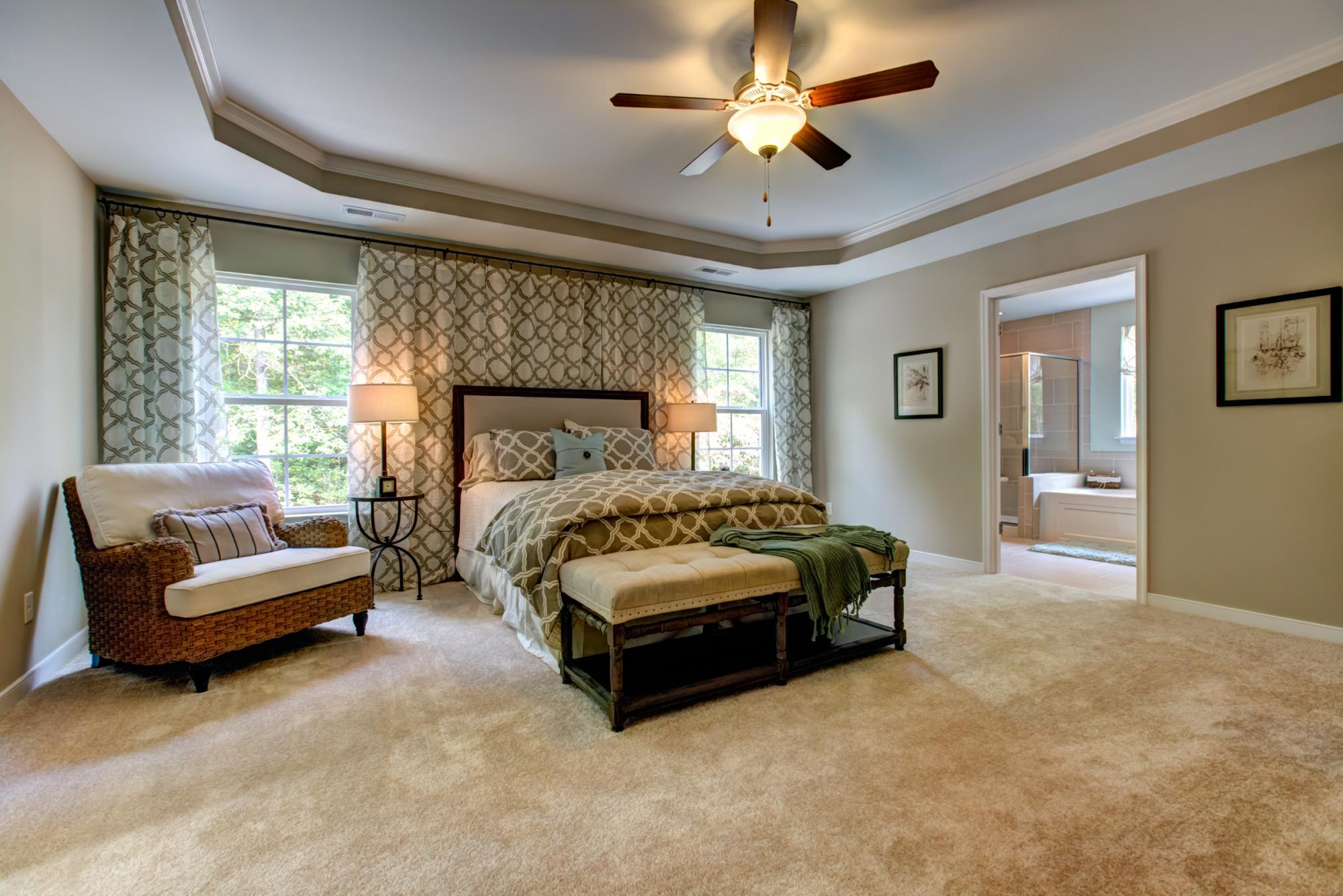 Bedroom featured in the Brookshire By Main Street Homes in Richmond-Petersburg, VA