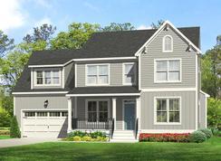 Jefferson - Bishops Park: Mechanicsville, Virginia - Main Street Homes