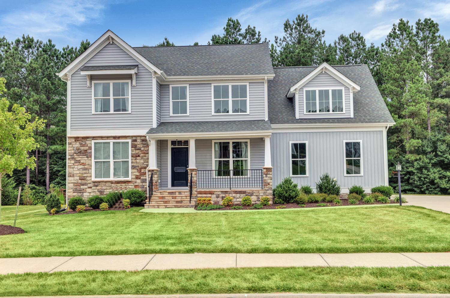 Exterior featured in the Jefferson By Main Street Homes in Richmond-Petersburg, VA
